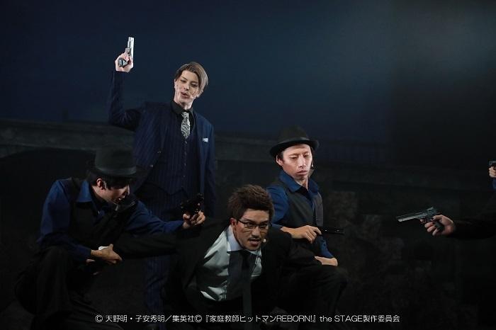 (C) 天野明・子安秀明/集英社 (C)『家庭教師ヒットマンREBORN!』the STAGE製作委員会