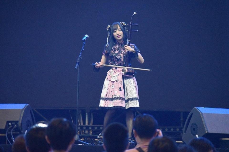 桐子『BILIBILI WORLD 2017』