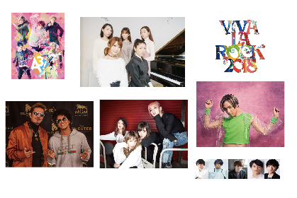 【SPICE人気記事特集】ATSUSHIがブルーノカバー、舞台『A3!』、Kalafina・茅原実里・May'n座談会、『VIVA LA ROCK 2018』第四弾、SCANDALインタビュー、ドラマ『D(仮称)』キャスト、りゅうちぇるアーティストに