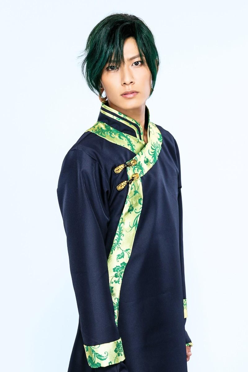ジェハ役 西川俊介 (C)草凪みずほ・白泉社/舞台『暁のヨナ』製作委員会