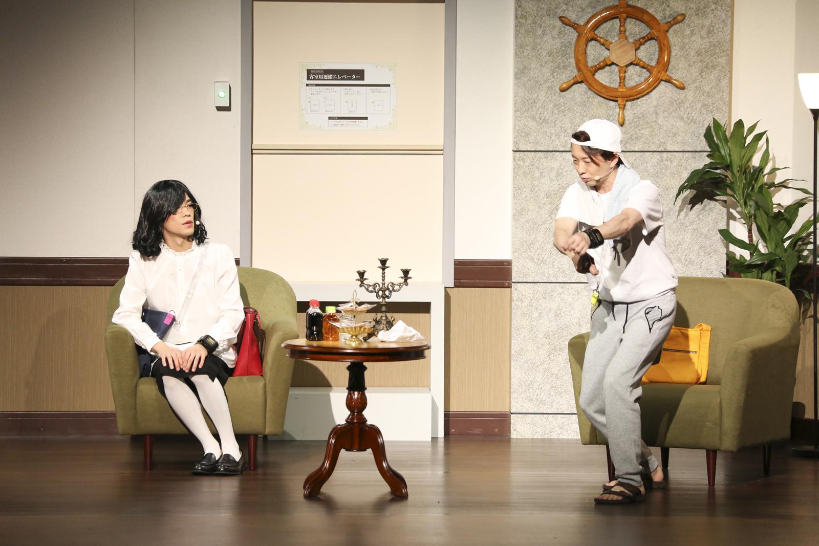 9月13日(日) 公演 小野賢章 ・ 木村良平