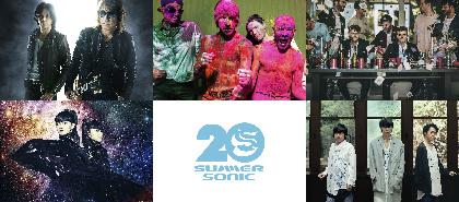 B'z、レッチリ、ザ・チェインスモーカーズら 『SUMMER SONIC 2019』WOWOWでの放送アーティストを発表