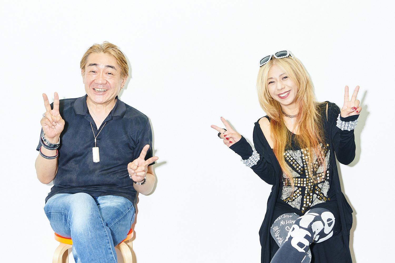 野村義男 / 寺田恵子