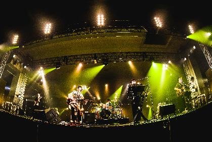 キュウソネコカミ『START UP!!-ロックの春2021-』ライブレポートーー優しさと覚悟が滲む、ライブ賛歌