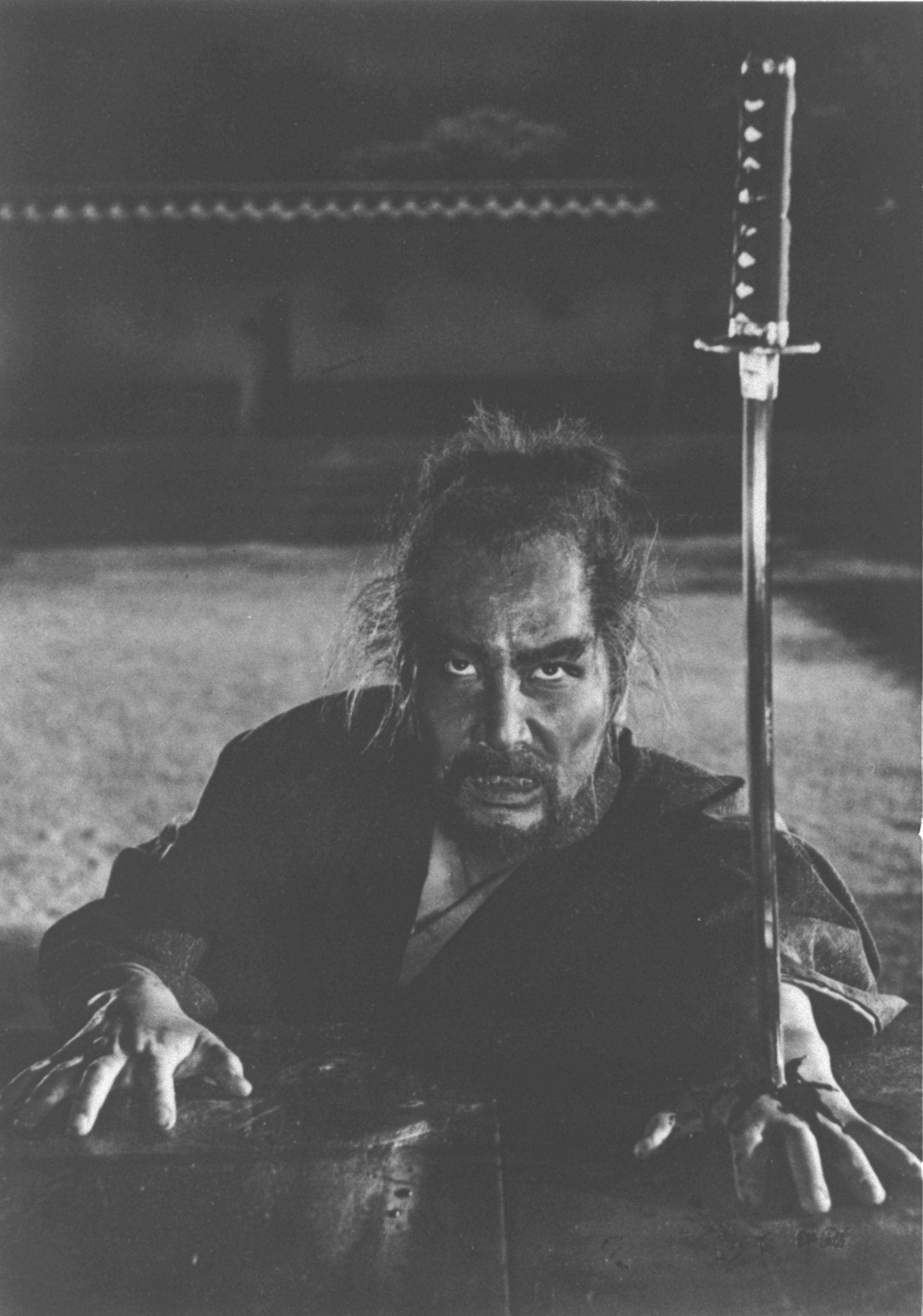 映画『武士道残酷物語』 (C)東映