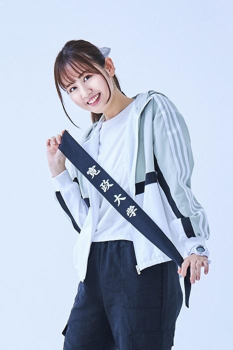 勝田葉菜子:西村菜那子(NGT48)( Wキャスト)