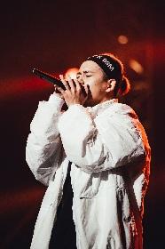 清水翔太、2年ぶりの日本武道館公演を2DAYSで開催「ポジティブに前に進んで行けば、きっと新しい世界を作れる」