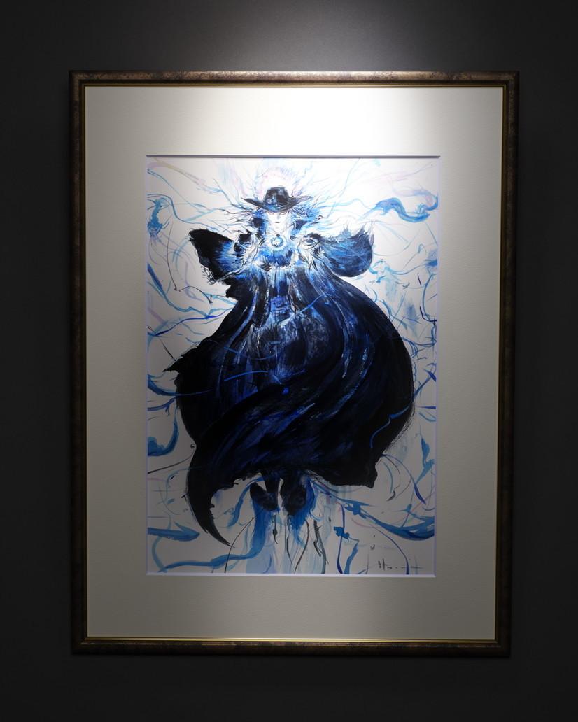 エドモン・ダンテス (C)TYPE-MOON / FGO PROJECT (C)Yoshitaka Amano