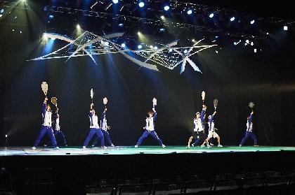 ミュージカル『テニスの王子様』3rdシーズン 全国大会 青学(せいがく)vs氷帝 ゲネプロレポート