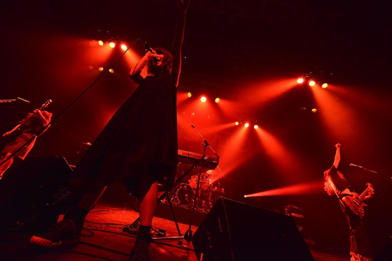 ねごと Photo by AZUSA TAKADA
