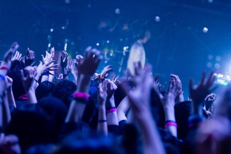 ミオヤマザキ 『ミオヤマザキ ワンマンスレTOUR 2016「Seven Pistols」』2016年12月10日 赤坂BLITZ