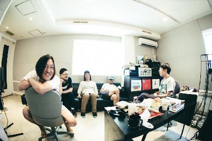 """髭・須藤寿のプロジェクト""""須藤寿 GATALI ACOUSTIC SET""""、大阪でワンマン決定"""