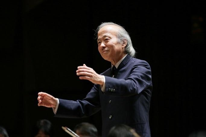 大阪フィルの第3代音楽監督に2018年より就任する尾高忠明 (c) 飯島隆