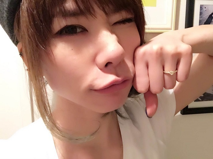 結婚を発表した「岸田教団&THE明星ロケッツ」ボーカルのichigo Photo by ichigo