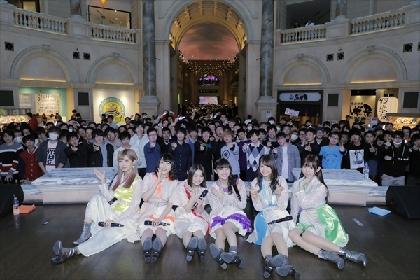 i☆Ris、大人な魅力満載の17thシングル「Endless Notes」 発売記念リリースイベント開催レポート