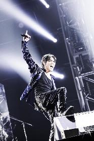 氷室京介のファイナルライブ『KYOSUKE HIMURO LAST GIGS』がついに映像作品化
