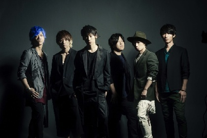 UVERworld、約7年ぶりのMステ出演が大反響! LINE LIVEでのアルバム発売記念生放送も決定