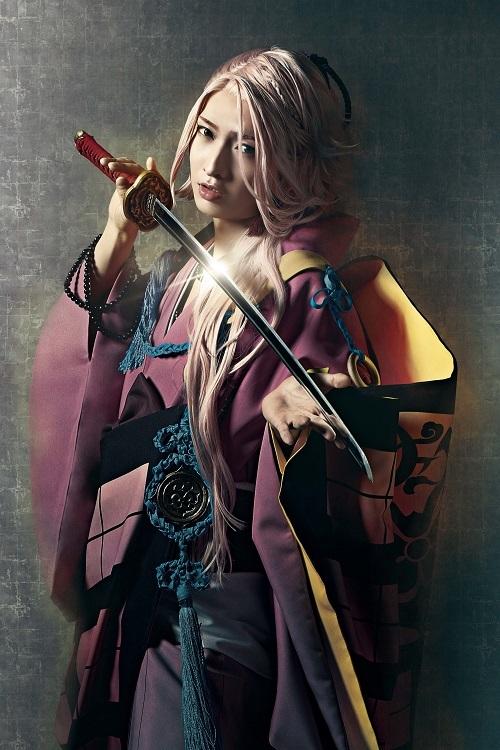 宗三左文字(佐々木喜英) ©舞台『刀剣乱舞』製作委員会