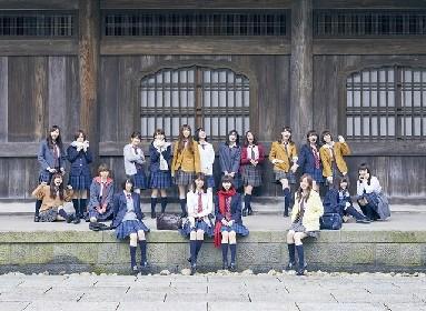 乃木坂46、20thシングル「シンクロニシティ」を4月にリリース