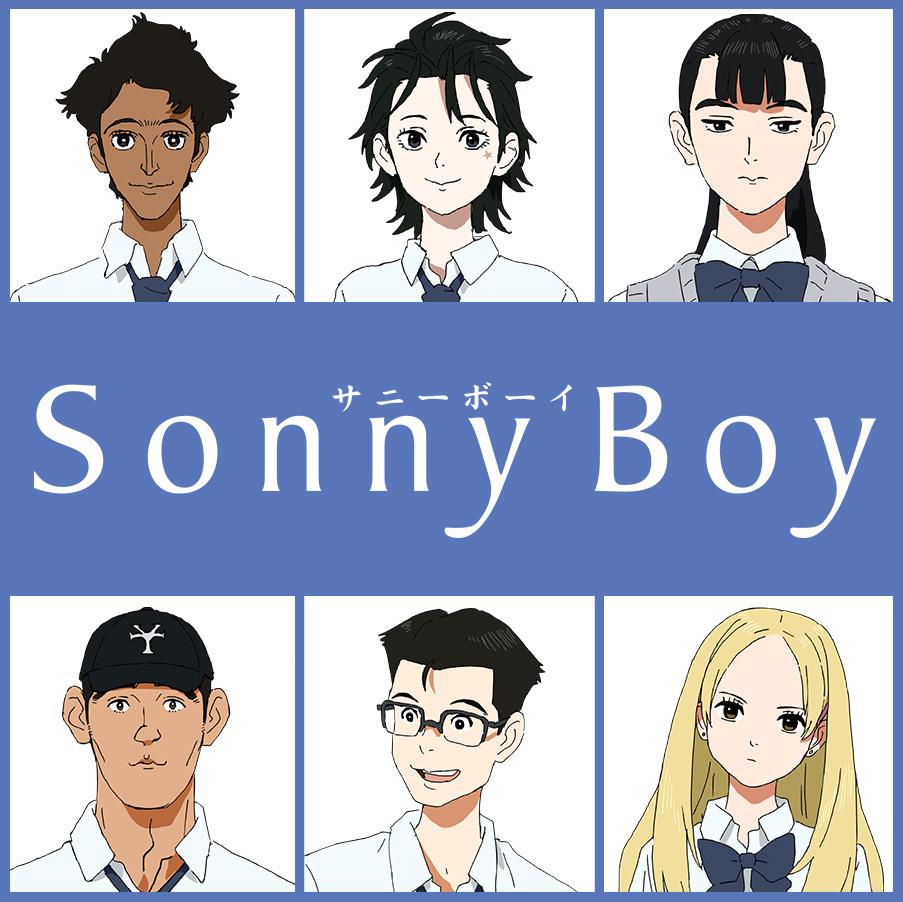 追加キャラクター (C)Sonny Boy committee