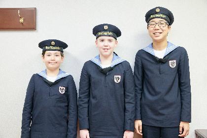 ウィーン少年合唱団 日本ツアー2018 音楽を通してさまざまなことを体験! 合唱団にインタビュー