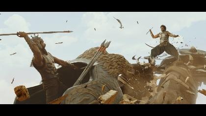 """脳汁を噴出させる人間弾丸盾!王を讃えずにはいられない『バーフバリ 王の凱旋』#野水映画""""俺たちスーパーウォッチメン""""第四十二回"""