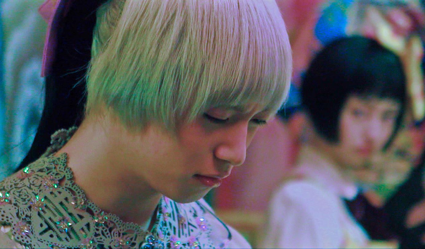 """いわゆる""""男の娘""""を演じた 映画『少女椿』  ©2016『少女椿』フィルム・パートナーズ"""