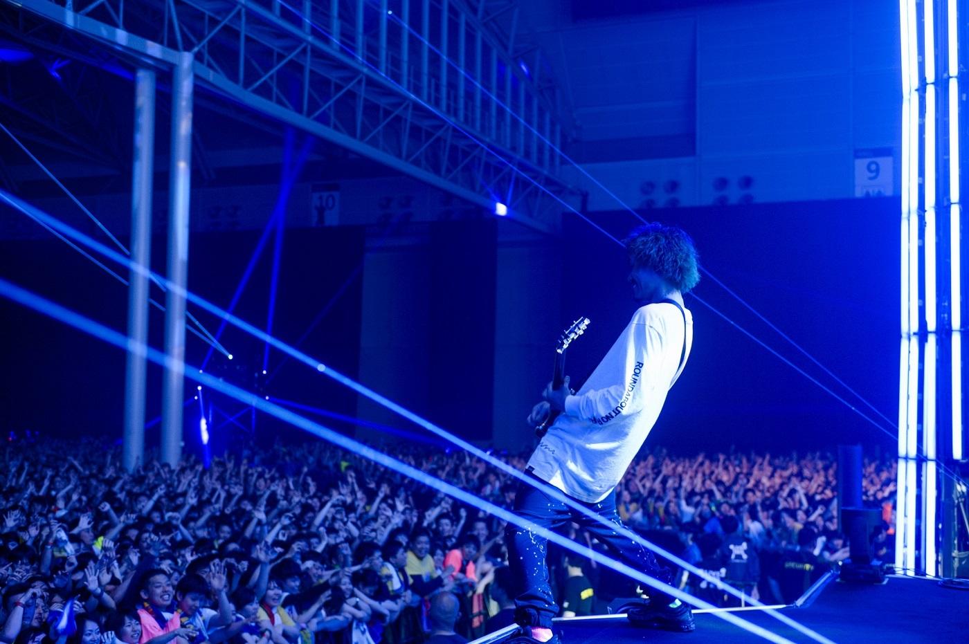 WANIMA 4月21日公演
