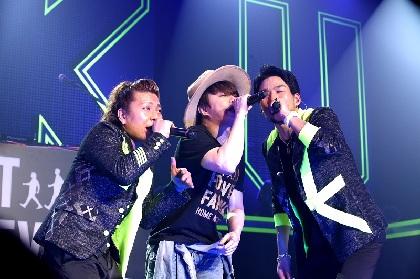 HOME MADE 家族 活動休止前ラストライブでT.M.Revolution西川貴教がエール
