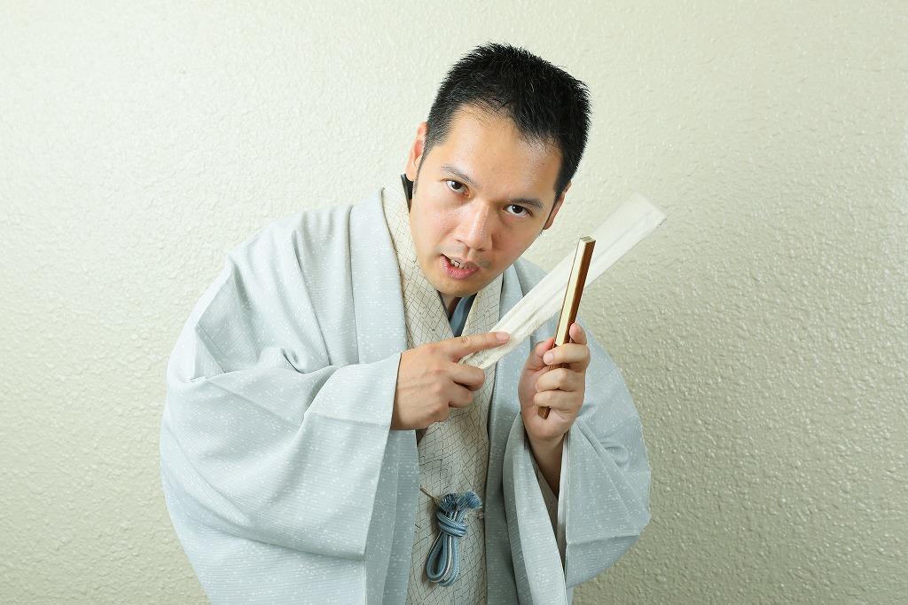 神田伯山 撮影:宮川舞子