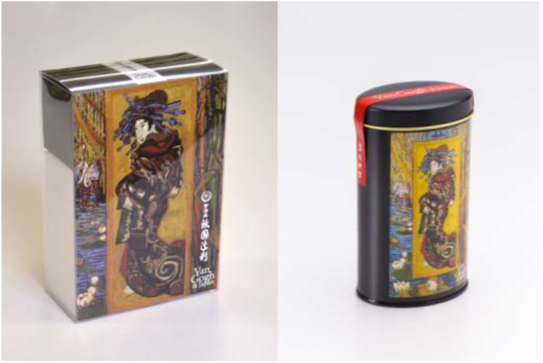 <祇園辻利>宇治茶・抹茶菓子セット/¥1,080 <長崎堂>カステララスク/¥850