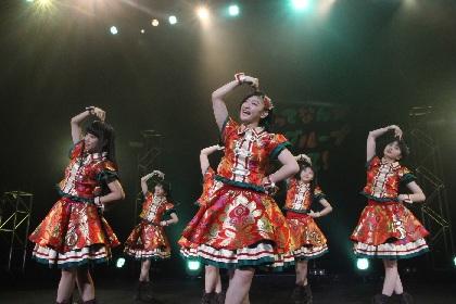 私立恵比寿中学、秋のワンマンツアー初日で新曲「シンガロン・シンガソン」を初披露
