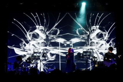 ACID ANDROID 海外公演含むツアー開幕、ニューアルバムの詳細も発表