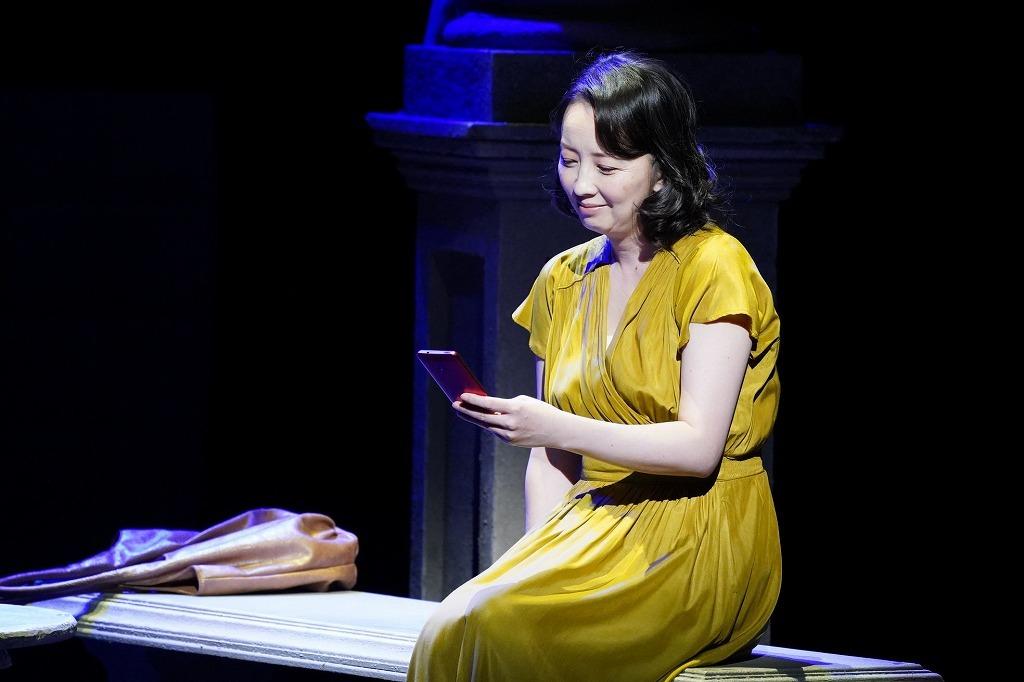 舞台『時子さんのトキ』舞台写真