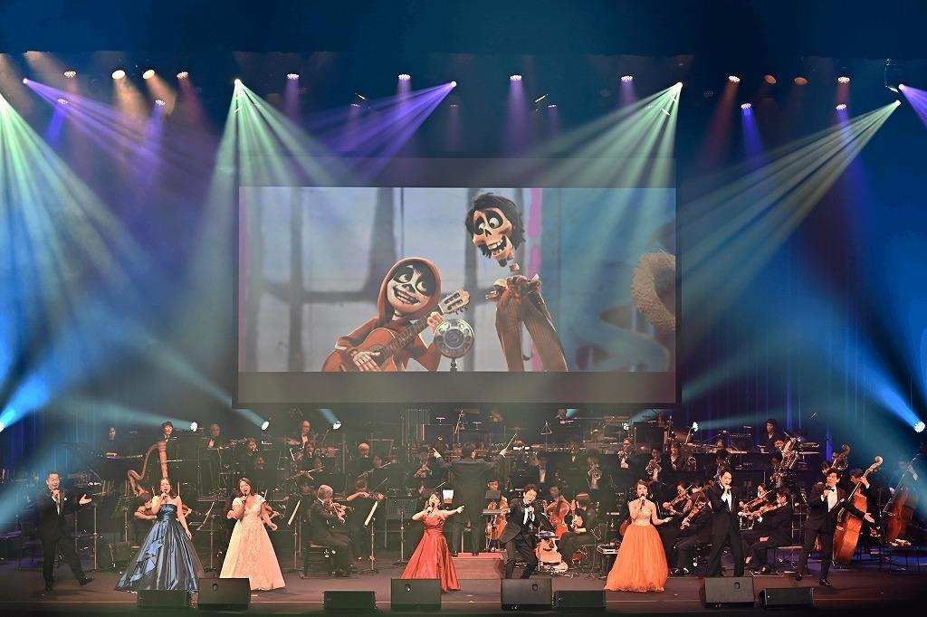 ディズニー/ピクサー映画『リメンバー・ミー』の一場面