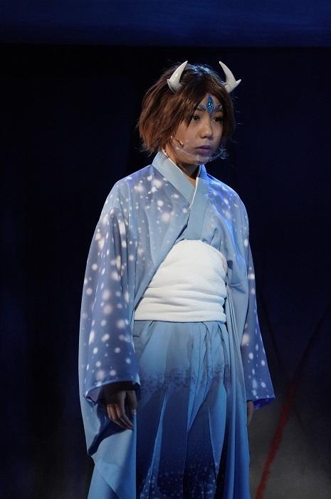 いぶき_岩間甲樹(Wキャスト) (C)DO1 PROJECT/舞台「紅葉鬼」製作委員会