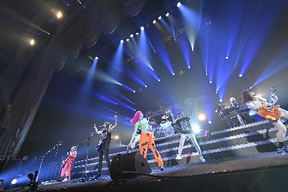 Gacharic Spin、中野サンプラザ公演公式ポートが到着 10周年で魅せた恐るべき進化の軌跡