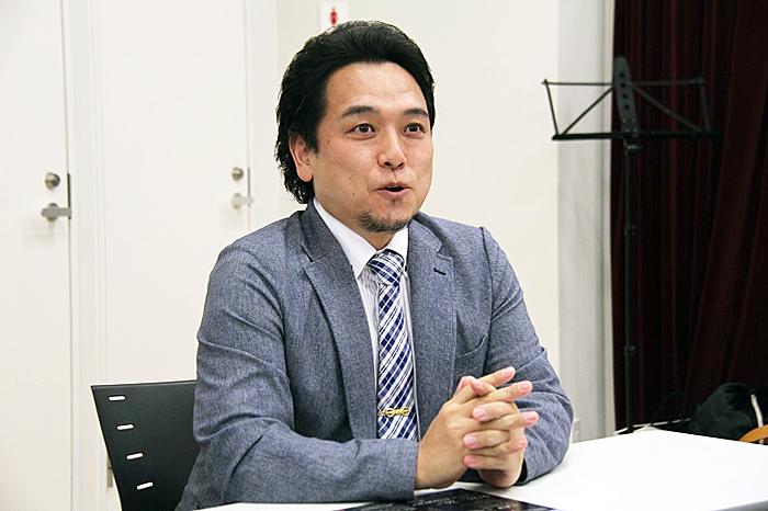 テノール 藤田卓也  (C)H.isojima
