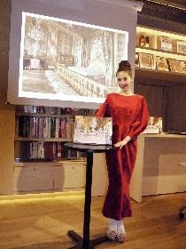 龍真咲、『ヴェルサイユ宮殿』公式写真集発売イベントで語った見どころとは