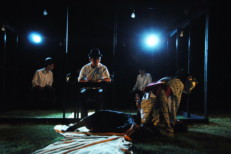 早稲田大学・美濃加茂市文化交流事業第三回「百間」(2010年9月)