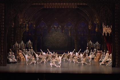 牧阿佐美バレヱ団『プリンシパル・ガラ 2021』~古典から上演機会の少ない作品まで、バレヱ団の歴史を象徴する名作を一挙上演