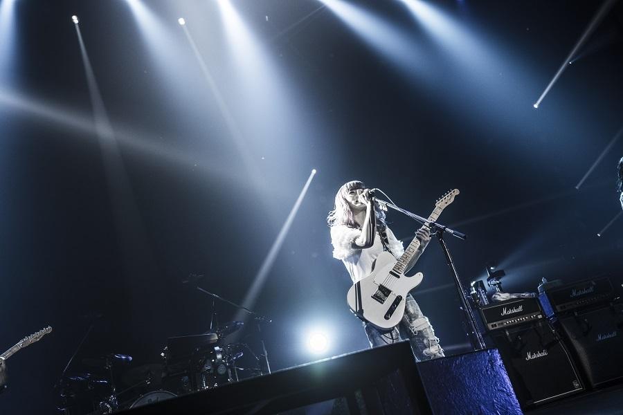SCANDAL:RINA/2016年1月13日(水)日本武道館
