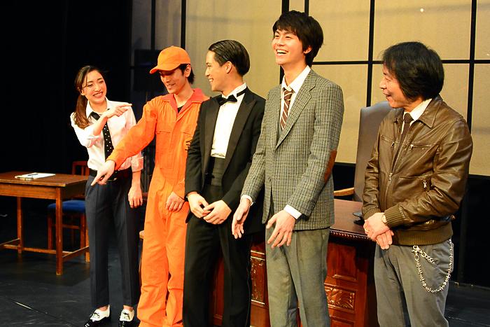 文音、黒羽麻璃央、味方良介、多和田秀弥