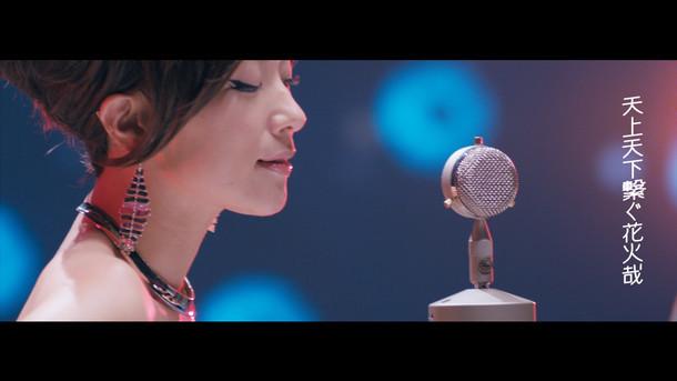 「長く短い祭」MVのワンシーン。