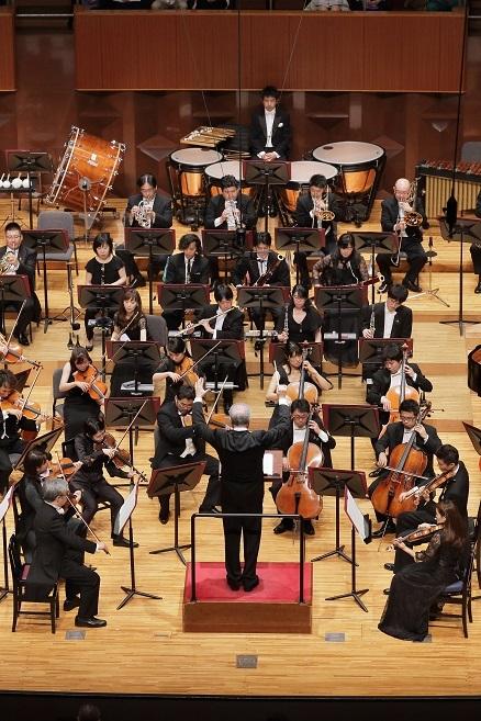 混沌から始まった音楽は、圧倒的なクライマックスへ! (C)s.yamamoto