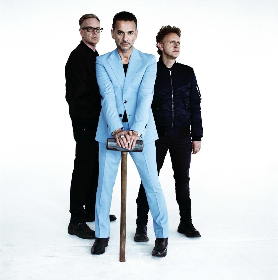 デペッシュ・モード(Depeche Mode)