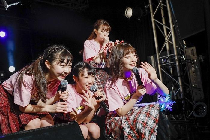 『SHAONKAI〜あやなの(小6)小学生ラストライブヤリマス!!!!〜』