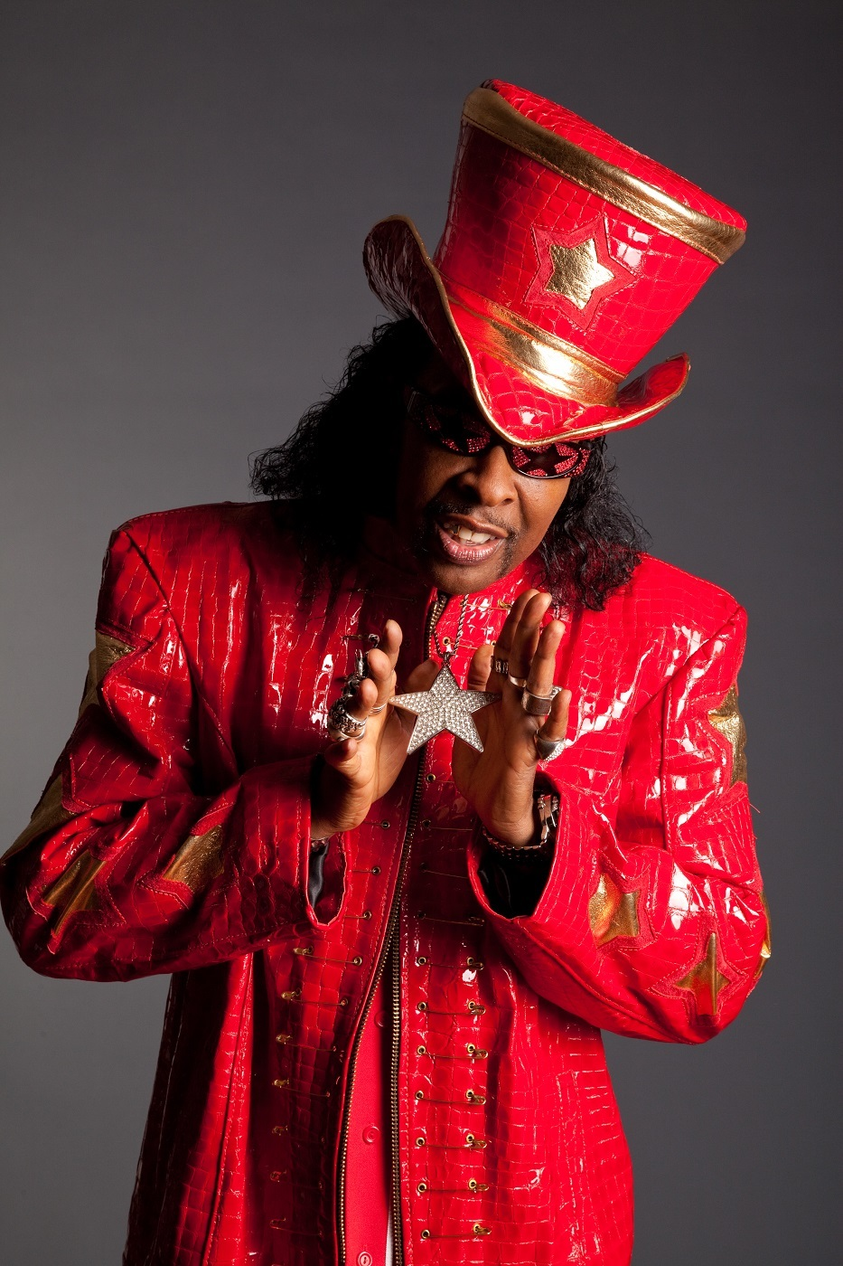 Bootsy Collins / Photo by Bootzilla Production & Michael Weintrob