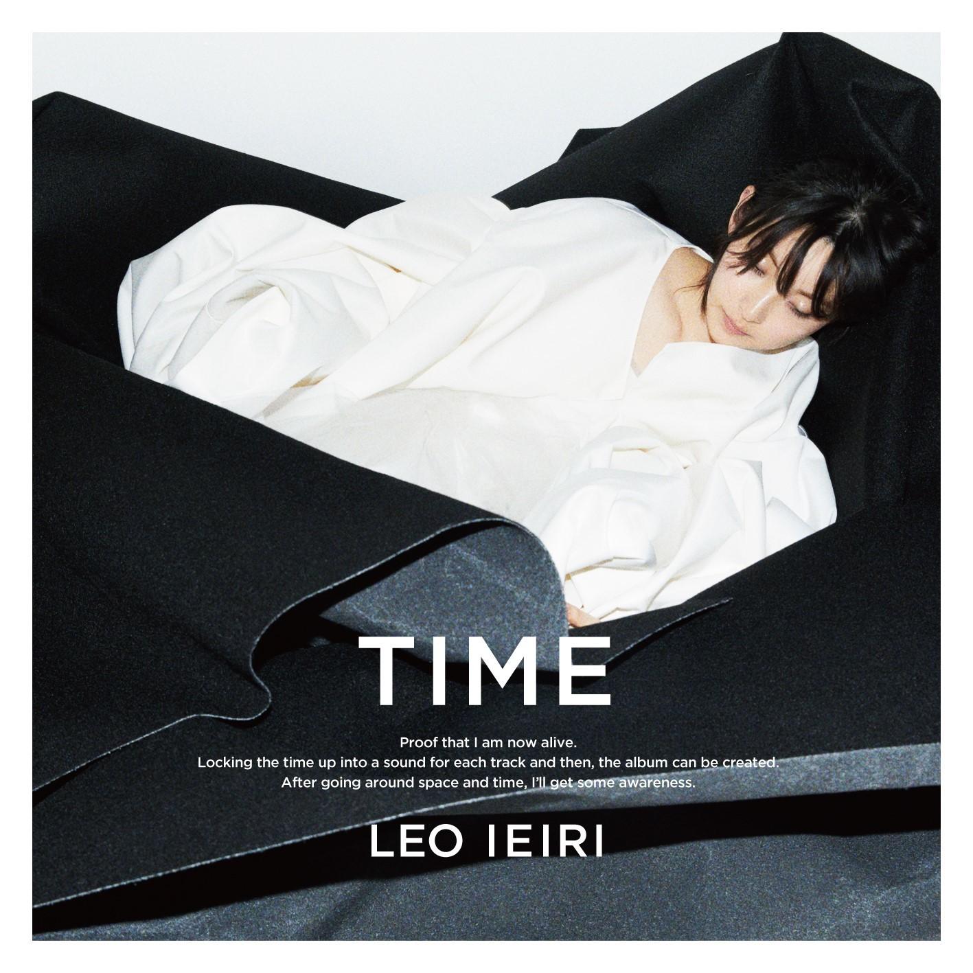 家入レオ『TIME』初回限定盤B