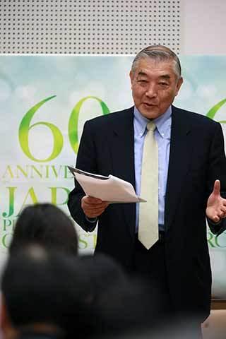 平井俊邦・日本フィルハーモニー交響楽団理事長 (C)山口敦